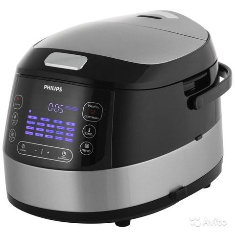 Мультиварка бу Philips HD4737/03