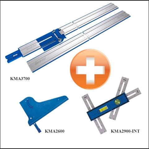 Набор Kreg KMA3700-PROMO-19 (KMA2900-INT, KMA3700 и KMA2600)