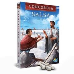 «Конкордия. Сальса» + набор реалистичных ресурсов