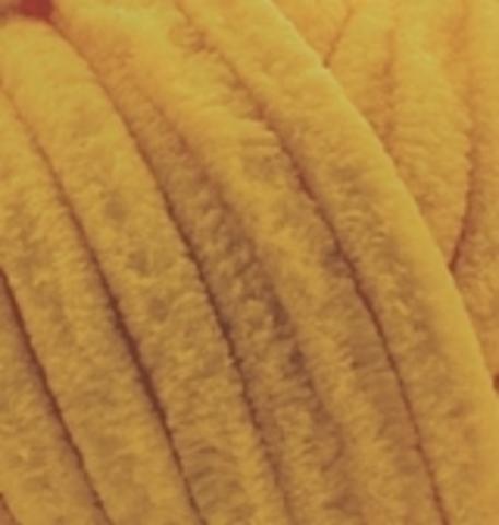 Velluto Alize 2 желтый