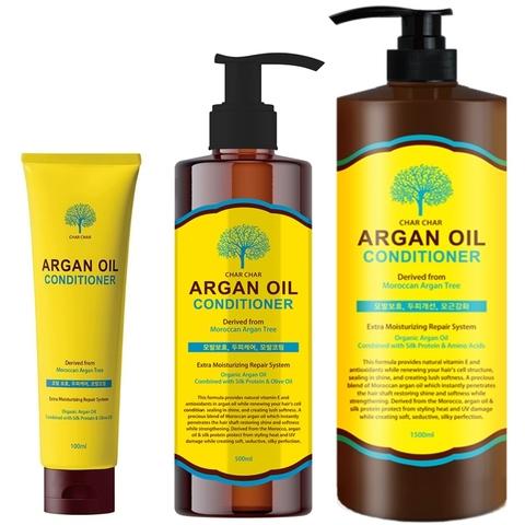 EVAS Char Char Кондиционер для волос АРГАНОВЫЙ Argan Oil Conditioner