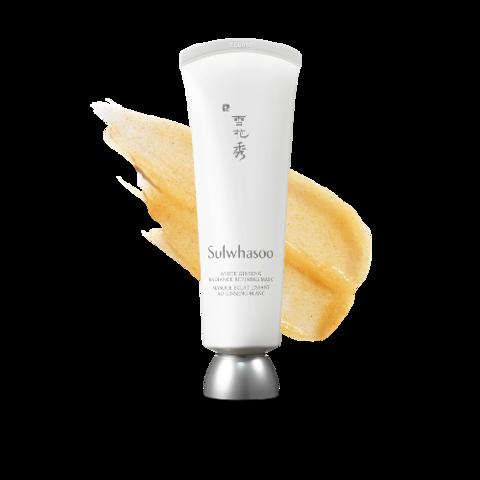 Sulwhasoo White ginseng radiance refining mask