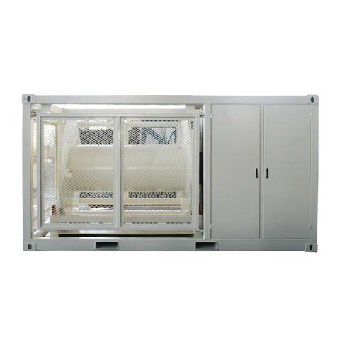 Электрическая лебедка постоянного натяжения IDJ34-30-2000-35