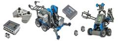 Образовательный модуль для изучения основ робототехники. Творческое проектирование и соревновательная деятельность