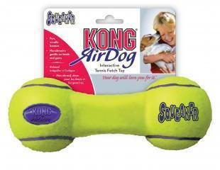 """Игрушки Игрушка для собак KONG Air """"Гантель"""" средняя 18 см beb15c72-3595-11e0-4488-001517e97967.jpg"""