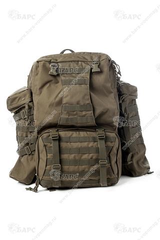 Рюкзак тактический с рамой «HardRunner» (80 л)
