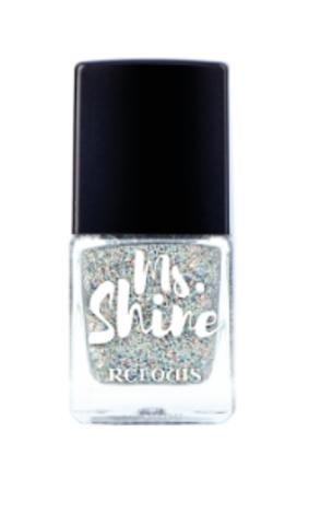RELOUIS Лак для ногтей  Ms.Shine тон 08 HOLO RAIN
