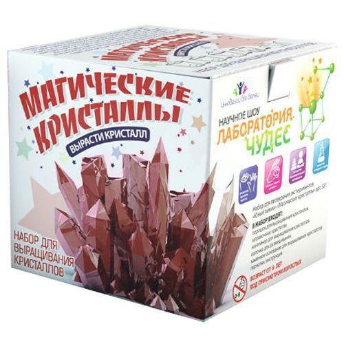 """Интересно детям Набор для выращивания кристаллов """"Магические кристаллы"""" (средний набор) 00eb9834d4a1f9ead6e927a498383ff5.jpg"""