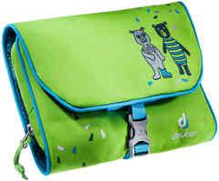 Косметичка Deuter Wash Bag Kids Kiwi/Turquoise