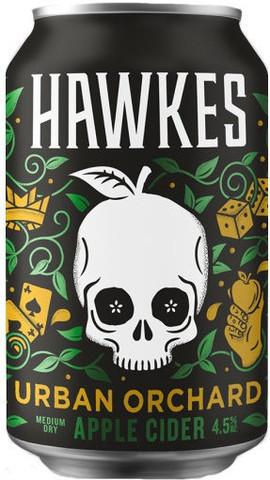 Brewdog Hawkes Urban Orchard / Брюдог Хоукс Орчард (яблочный полусухой)