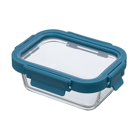 Набор контейнеров для запекания и хранения Smart Solutions, темно-синий, 3 шт.