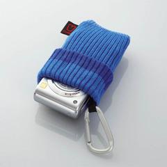 Чехол для фотоаппарата Elecom DGB-033BU Blue