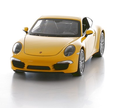Машинка-игрушка Porsche 911 (991) Carrera S