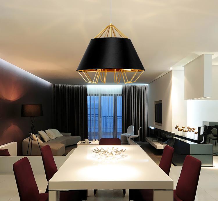 Подвесной светильник Artic Grande by Tech Lighting (черный)