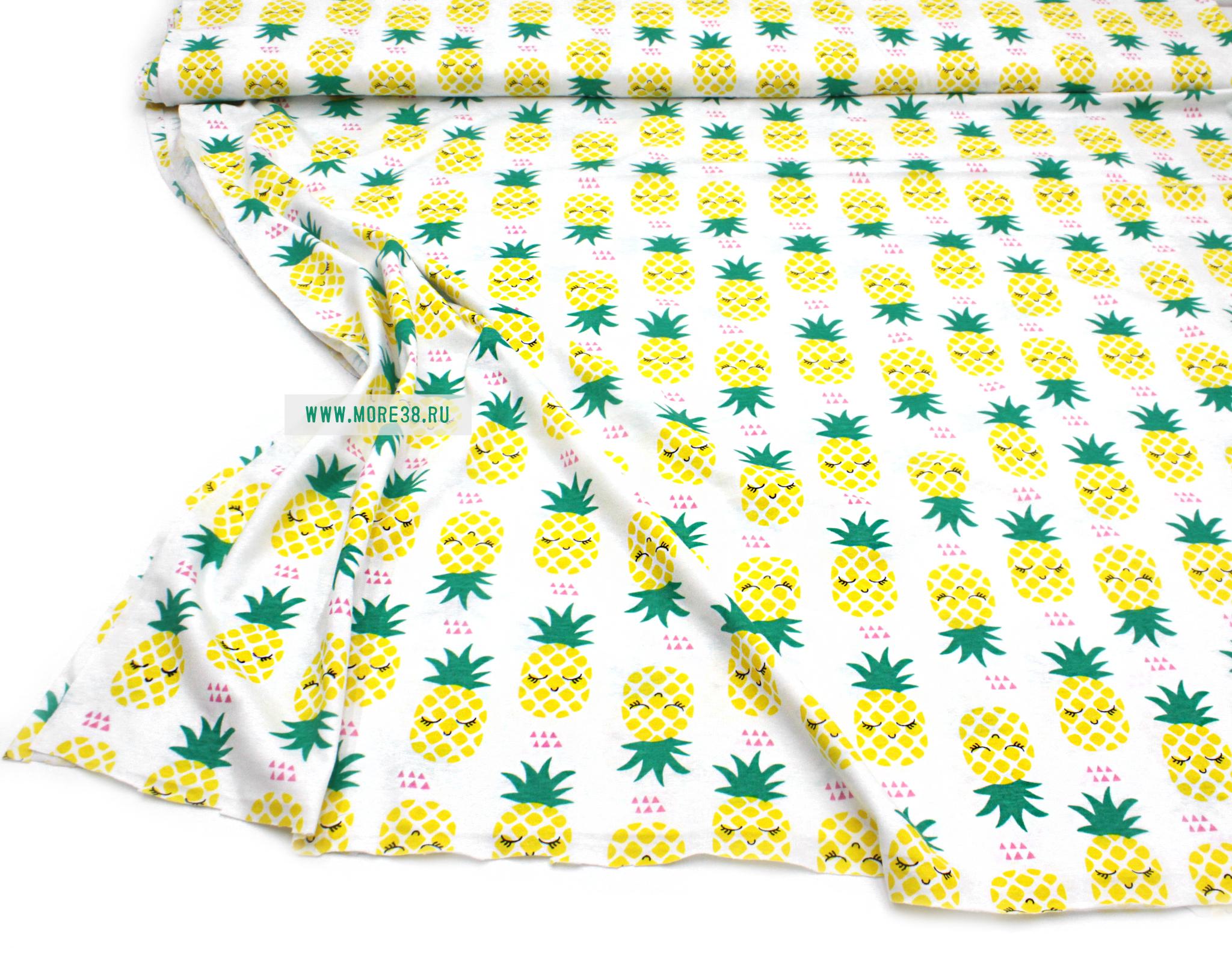 Спящие ананасы,кулирка