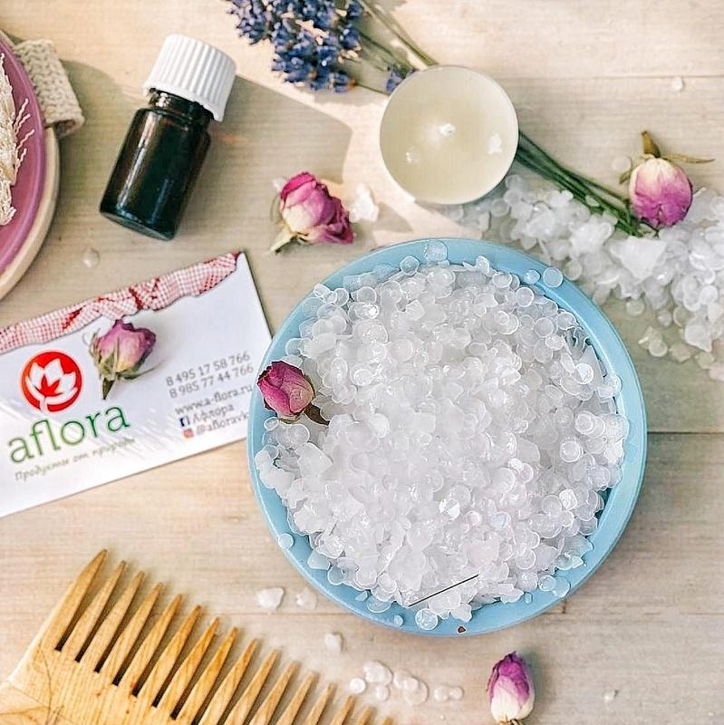 Фотография Магниевая соль для ванн/бишофит/ 500 г. купить в магазине Афлора