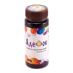 Конфеты таблетированные «АдеФок» антипаразитарные
