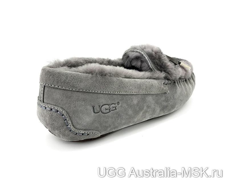 UGG Moccasins Ansley Rivers Grey