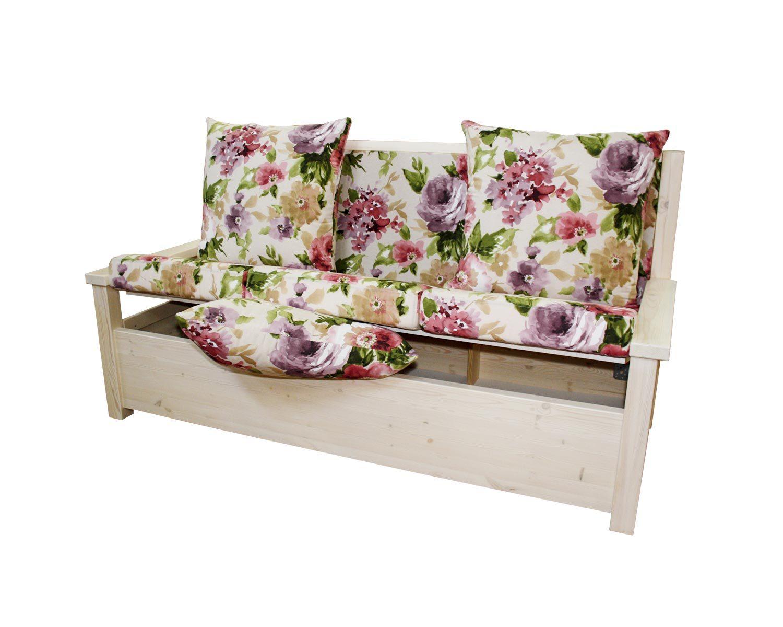 диван 3-местный Сказка с ящиком для белья