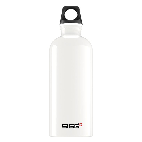 Бутылка Sigg Traveller (0,6 литра), белая