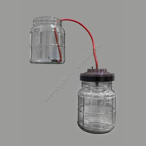 Комплект для фильтрации вина HISAB