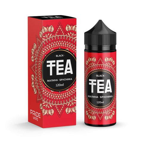 Жидкость Tea 120 мл Black Tea Малина Брусника