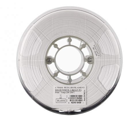 ESUN PETG 1.75 мм 1кг., белый