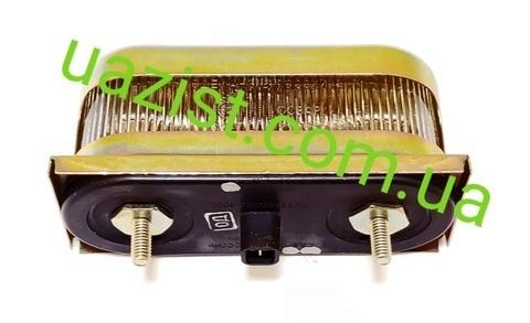 Фонарь подсветки номера (освещение номерного знака) Уаз 452, 469 метал (пр-во Освар)