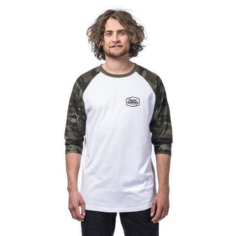 Лонгслив Horsefeathers Bam LS T-Shirt Woodland
