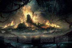 Зов Ктулху (иллюстрации Ф. Баранже)