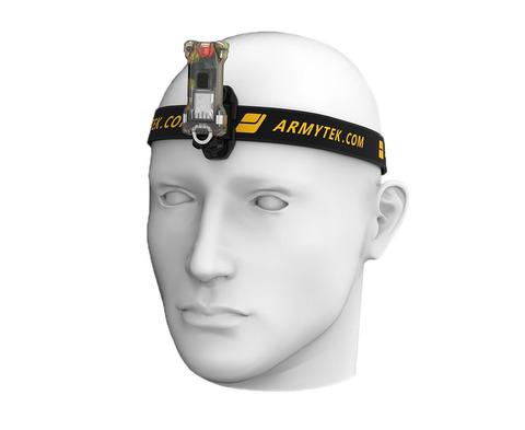 Мультифонарь светодиодный Armytek Zippy Extended Set WR Yellow, 120 лм, аккумулятор
