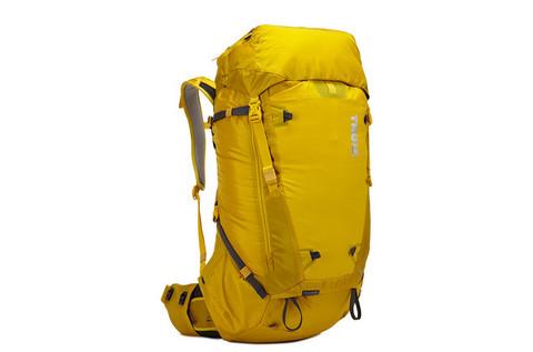 Картинка рюкзак туристический Thule Versant 70 Горчичный - 1