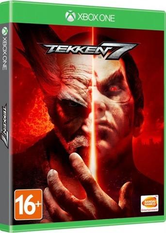 Tekken 7 (Xbox One/Series X, русские субтитры)