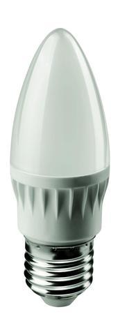 Лампа Онлайт 71 631 LED ОLL-C37-6-230-4K-E27-FR