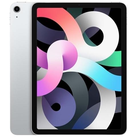Планшет Apple iPad Air (2020) 64Gb Wi-Fi + Cellular Silver (MYGX2RU/A)