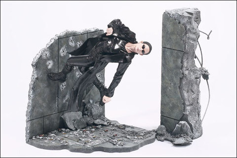 Матрица серия 1 фигурка Тринити