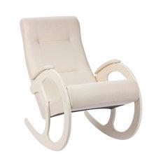 Кресло-качалка Комфорт Модель 3 дуб шампань/Malta 01