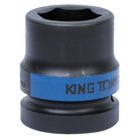 KING TONY (853529M) Головка торцевая ударная шестигранная 1