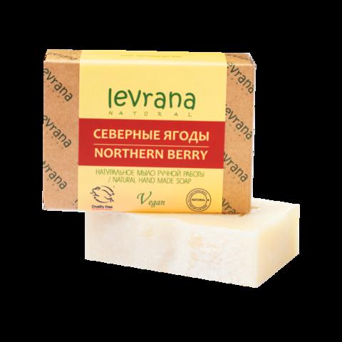 Levrana Натуральное мыло ручной работы Северные ягоды, 100гр