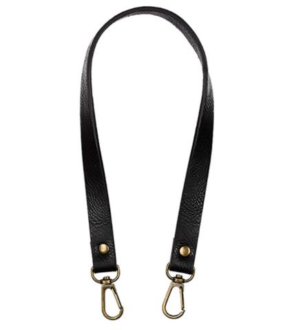 Ручка HA-22 для сумок №03 чёрный 45 см