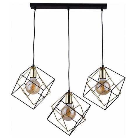 Подвесной светильник в стиле лофт 2699 Alambre