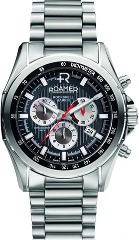 Часы мужские Roamer 220 837 41 55 20 Rockshell Chrono