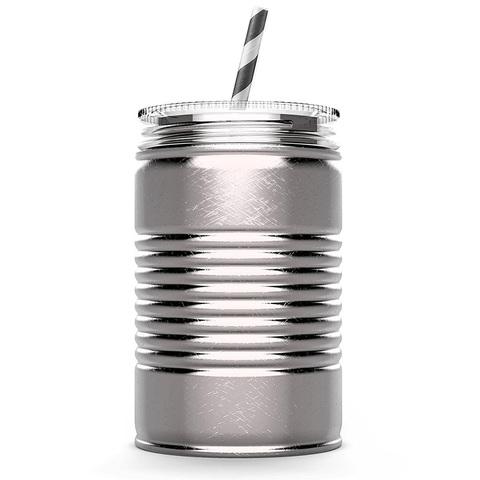 Кружка Asobu I can (0,54 литра), стальная