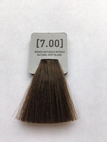 INCOLOR Крем-краска для волос [7.00] Супер натуральный блондин  (100 мл)