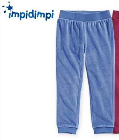 Брюки для девочки Impidimpi