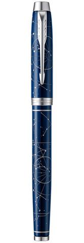 Ручка-роллер Parker IM Premium SE  Midnight Astral123