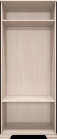 Шкаф для одежды двухдверный Венеция 26 Ижмебель бодега светлая