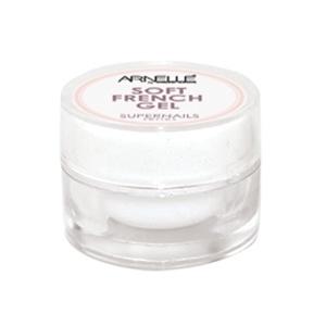 Гелевая краска ARNELLE White french gel, 5g