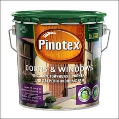 Древозащитное покрытие Pinotex DOORS & WINDOWS (CLR)