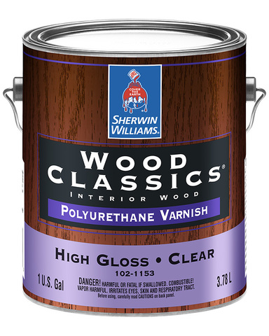 Wood Classics Polyurethane Varnish